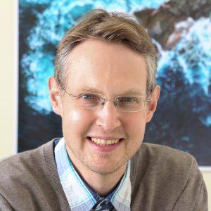 Schulspsychologe Daniel Thomann
