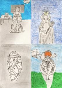 Göttliche Comics